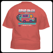 2015 SIGMA LAMBDA GAMMA Step Up or Step Aside Shirt